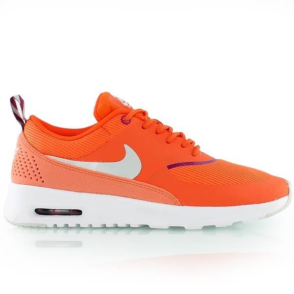nike air max thea femme orange